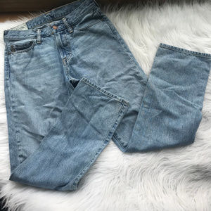 Abercrombie & Fitch A & F Classic Straight Jeans